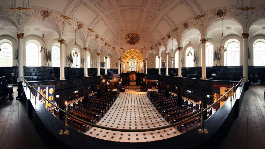 Church Wide angle
