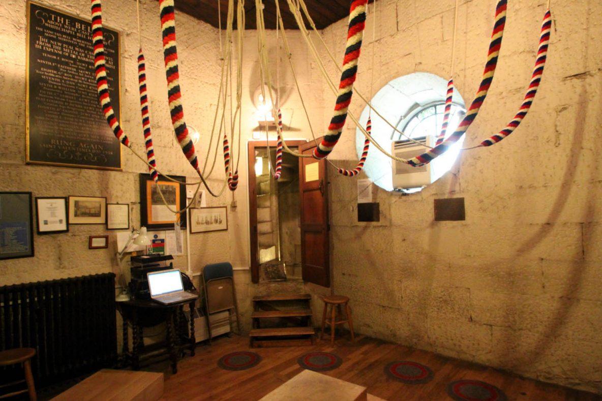 Ringing Room