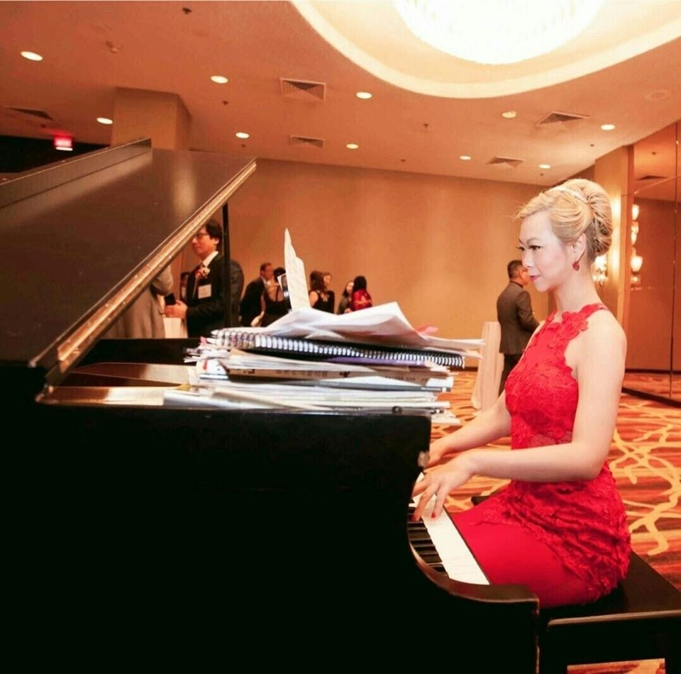 Shirley Wu pianist