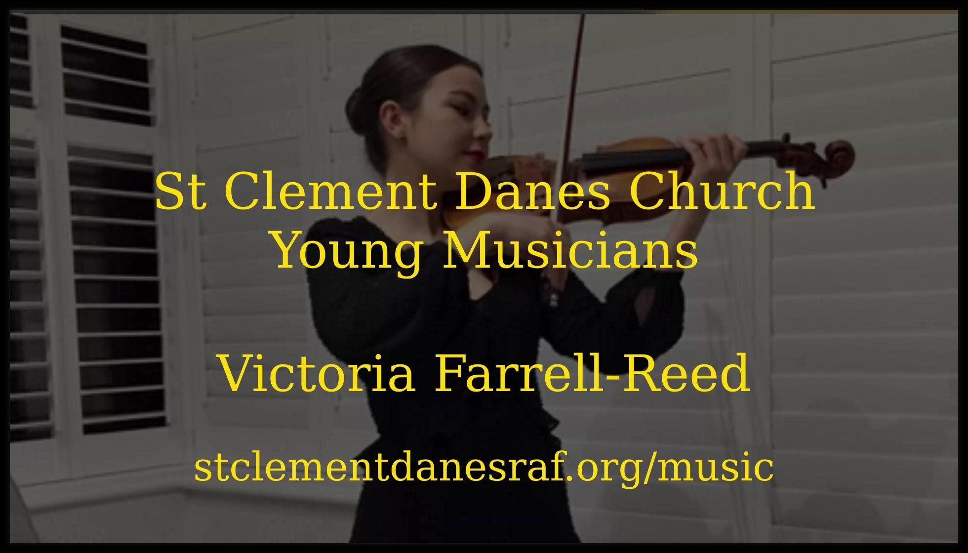 Victoria Farrell-Reed
