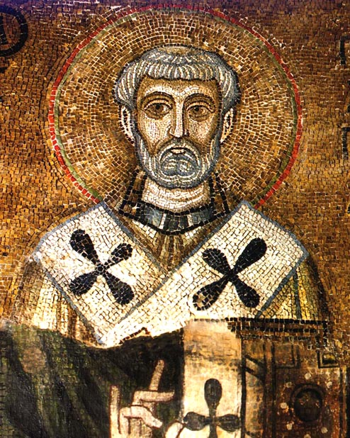 St Clement Bishop of Rome