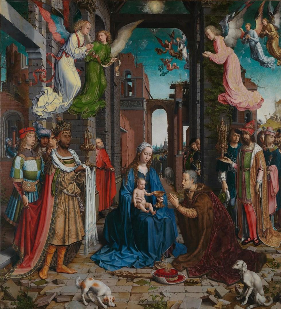 3 Kings Nativity